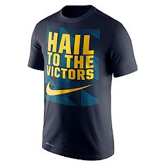 Men's Nike Michigan Wolverines Legend Franchise Tee