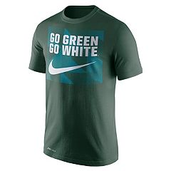 Men's Nike Michigan State Spartans Legend Franchise Tee