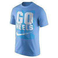 Men's Nike North Carolina Tar Heels Legend Franchise Tee