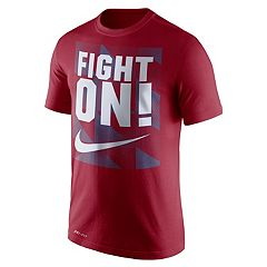 Men's Nike USC Trojans Legend Franchise Tee