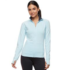 Women's FILA SPORT® Raglan Long Sleeve Jacket