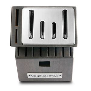 Calphalon Classic SharpIN 15-pc. Self-Sharpening Stainless Steel Knife Block Set