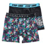 Boys 6-10 Marvel Guardians Of the Galaxy 2-Pack Boxer Briefs