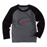 Boys 4-7 Nike Dri-FIT Raglan Football Tee