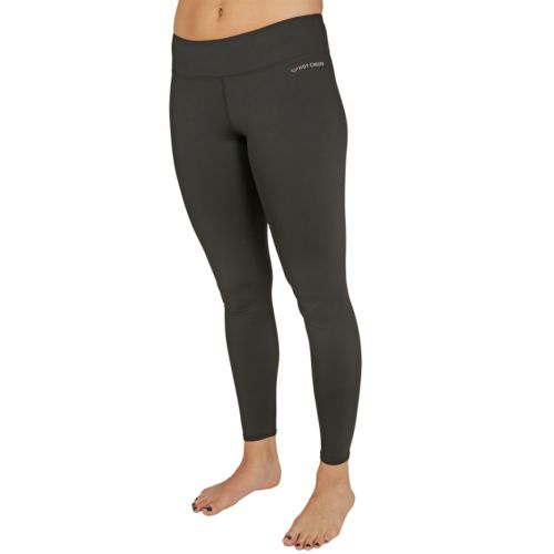 Women's Hot Chillys Micro Elite Chamois Ankle Tights by Kohl's