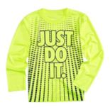 "Boys 4-7 Nike ""Just Do It"" Graphic Tee"