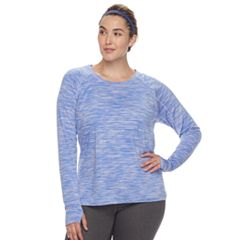 Plus Size Tek Gear® Long Sleeve Performance Tee