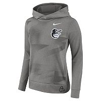 Women's Nike Baltimore Orioles Therma-FIT Hoodie