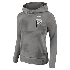 Women's Nike Pittsburgh Pirates Therma-FIT Hoodie