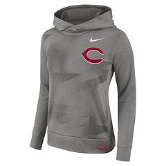 Women's Nike Cincinnati Reds Therma-FIT Hoodie