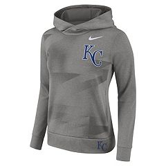 Women's Nike Kansas City Royals Therma-FIT Hoodie