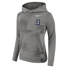 Women's Nike Detroit Tigers Therma-FIT Hoodie