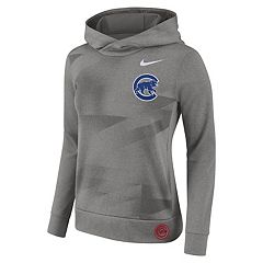 Women's Nike Chicago Cubs Therma-FIT Hoodie