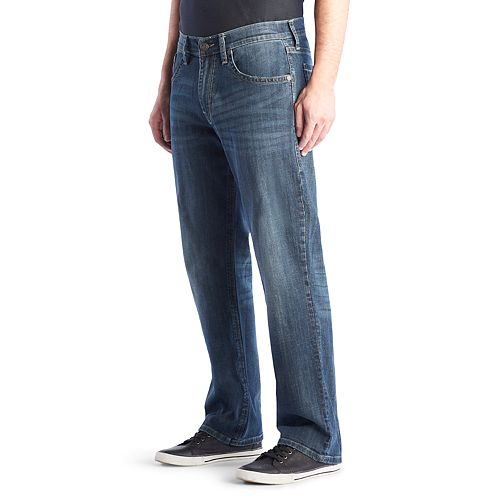 Men's Rock & Republic Radiator Stretch Relaxed Straight Fit Jeans