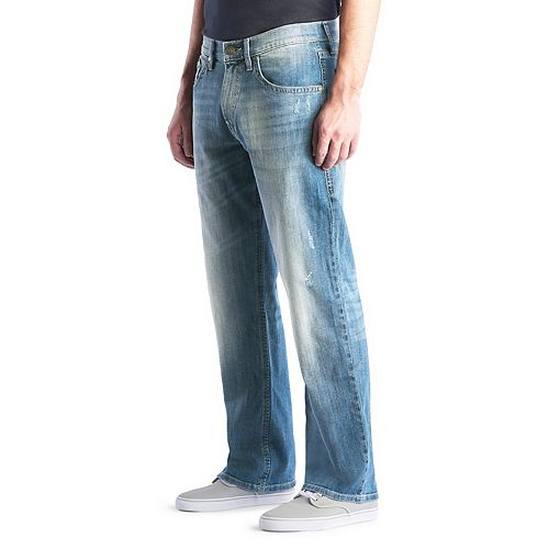 Men's Rock & Republic Warped Stretch Relaxed Straight Fit Jeans