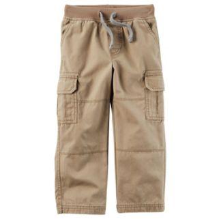 Boys 4-8 Carter's Cargo Pants