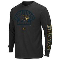 Big & Tall Majestic Boston Bruins Pop Hit Tee