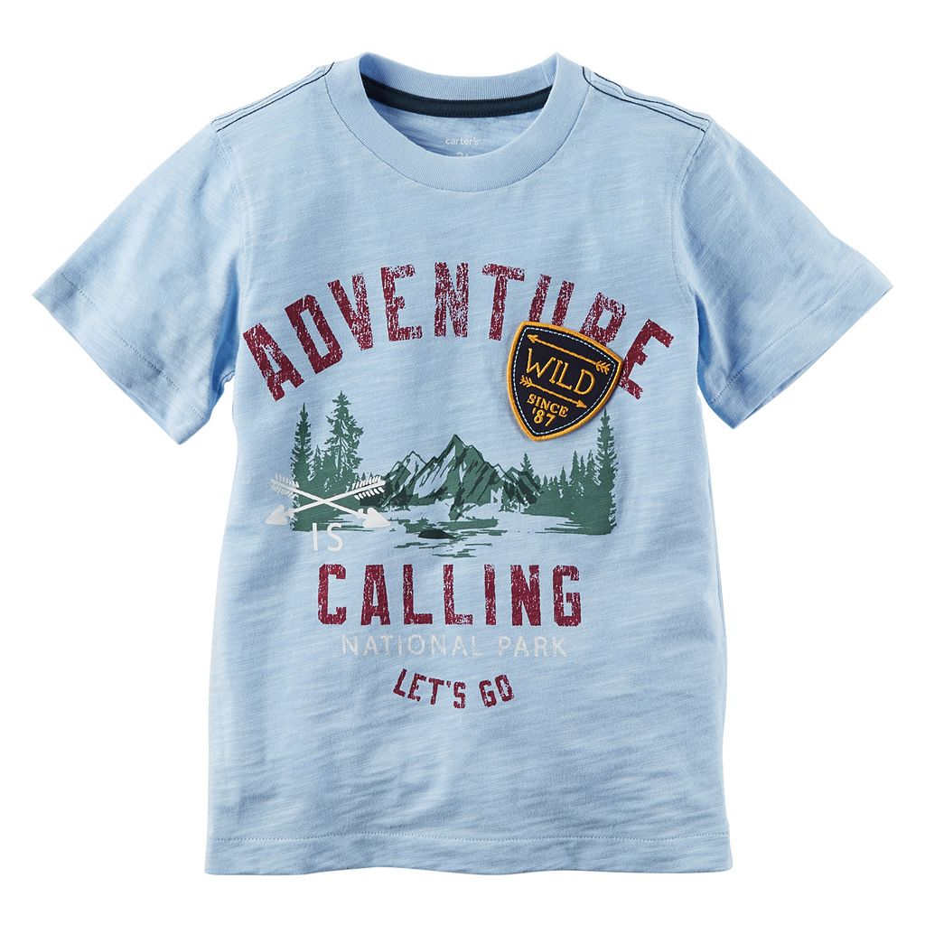 Boys 4-7 Carter's Graphic Tee