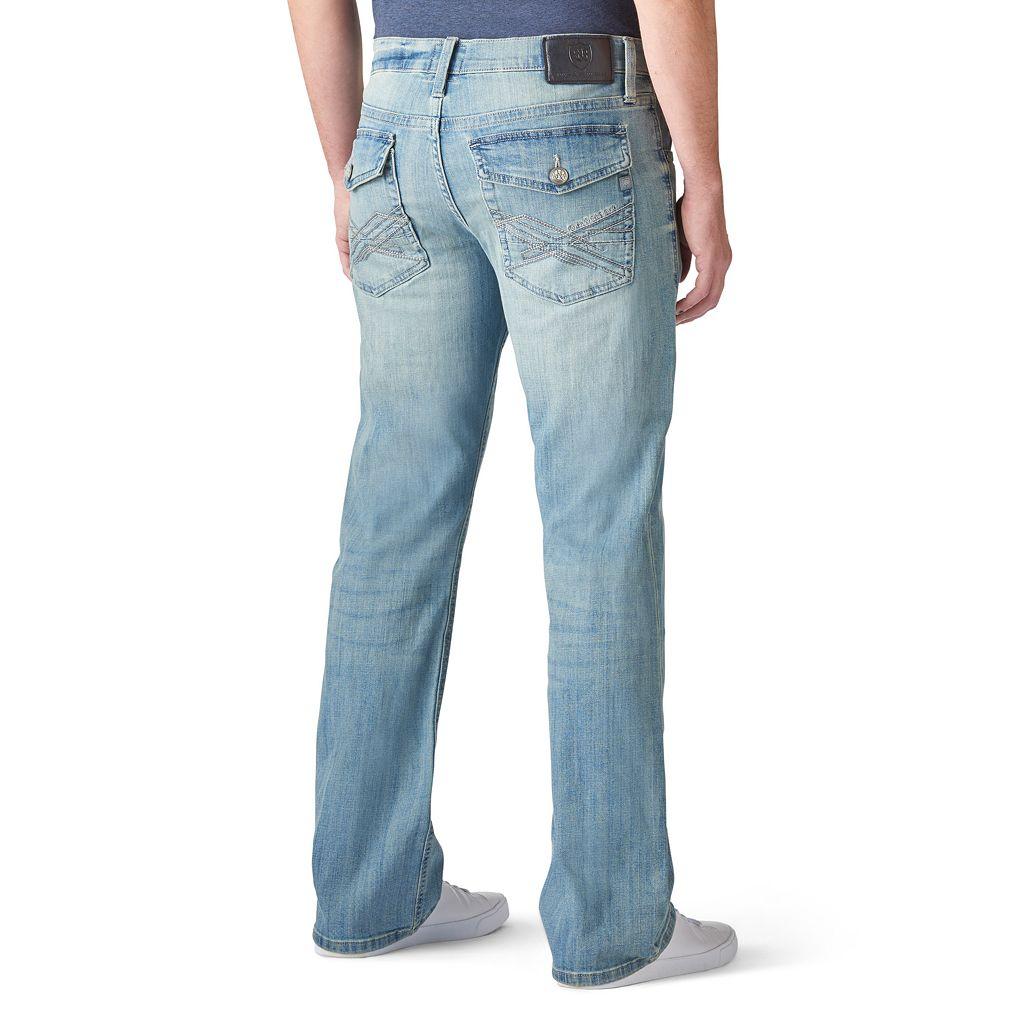 Men's Rock & Republic Reclaimed Stretch Bootcut Jeans