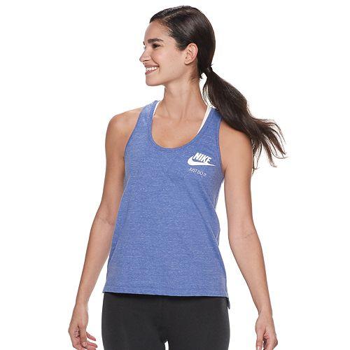 Women's Nike Gym Vintage Tank