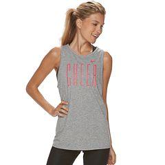 Women's Nike Dry Training 'Cheer' Graphic Tank