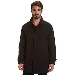 Men's Haggar Three-Quarter Length City Coat