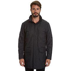 Men's Haggar Anorak Hooded Jacket
