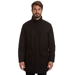 Big & Tall Haggar Anorak Hooded Jacket