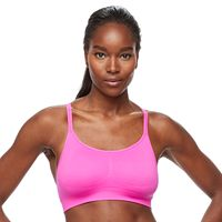 Women's Tek Gear® Seamless Low Impact Bra