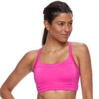 Women's Tek Gear® Back Mesh Sports Bra