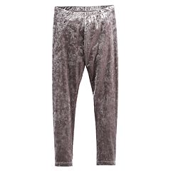 Girls 7-16 SO® Velour Leggings