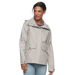Women's Columbia Cherry Creek Hooded Rain Jacket