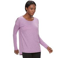 Women's Tek Gear® Long Sleeve Performance Top