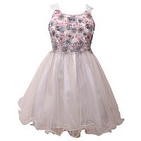 Girls 7-16 Bonnie Jean Lace Tulle Dress