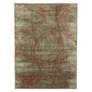 Mohawk Home Metropolitan Amora Ginger by Virginia Langley Rug