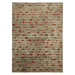 Mohawk Home Metropolitan Gianni Ginger by Virginia Langley Rug