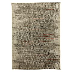 Mohawk Home Metropolitan Jemma Onyx by Virginia Langley Rug