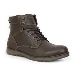 IZOD Leon Men's Casual Ankle Boots