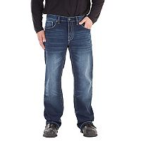 Men's Axe & Crown Dante Relaxed-Fit Straight-Leg Jeans