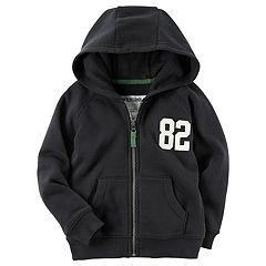 Boys 4-8 Carter's Applique Zip Hoodie