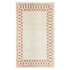 Mohawk Home Laguna Chained Border Rug