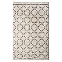 Mohawk Home Laguna Linked Circles Rug
