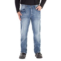 Men's Axe & Crown G-Man Relaxed-Fit Straight-Leg Jeans