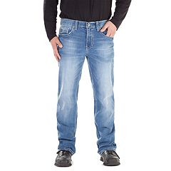 Men's Axe & Crown Relaxed-Fit Straight-Leg Jeans