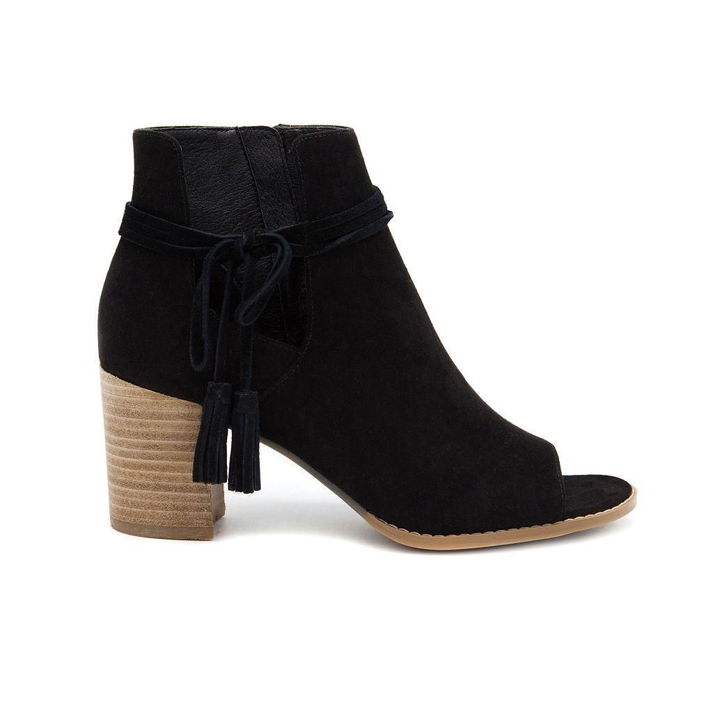 Mari A. Alanna Women's High Heel Ankle Boots
