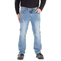 Men's Axe & Crown Kennedy Classic-Fit Straight-Leg Jeans