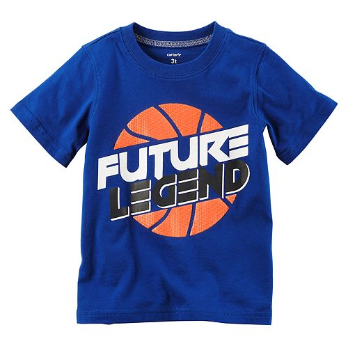 Boys 4-8 Carter's Sport-Themed Graphic Tee