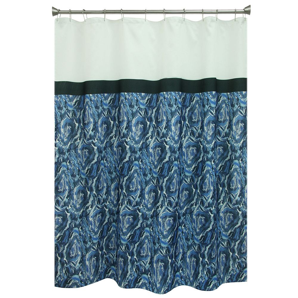 Bacova Agate Shower Curtain