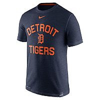 Men's Nike Detroit Tigers Arch Logo Tee