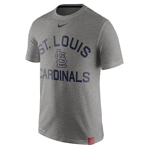 Men's Nike St. Louis Cardinals Arch Logo Tee